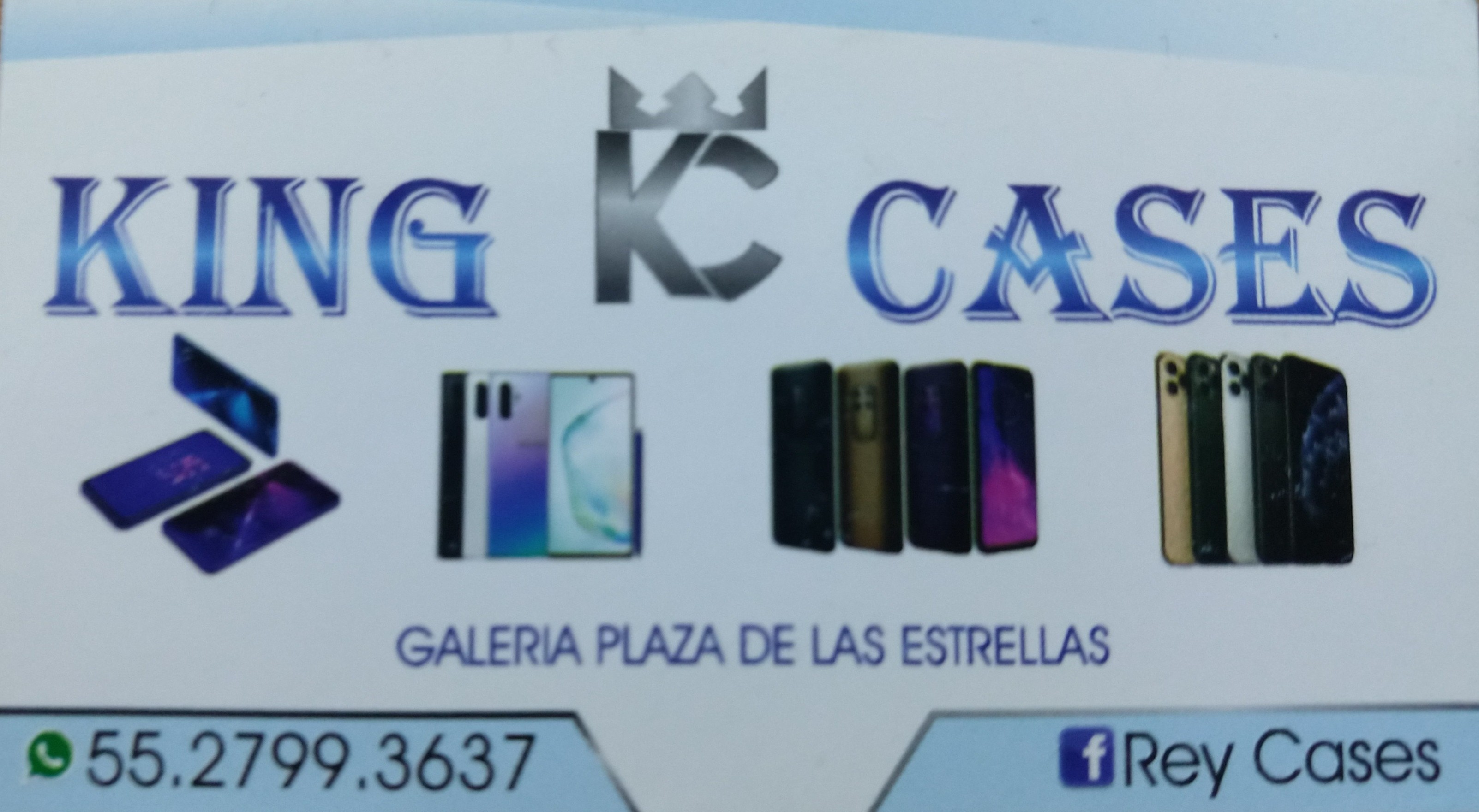 KING CASES